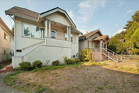 V1134891 - 2141 E BROADWAY, Grandview VE, Vancouver, BC - House/Single Family