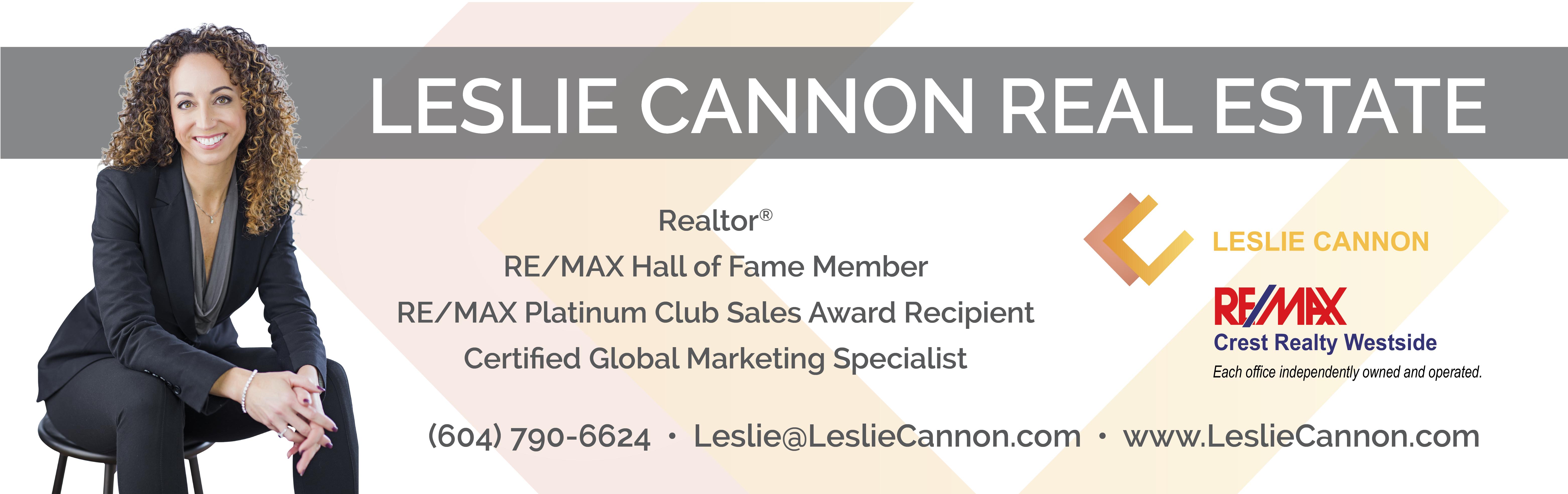 Leslie  Cannon