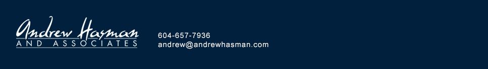 Andrew M. Hasman