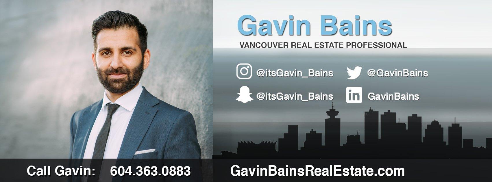 Gavin Bains
