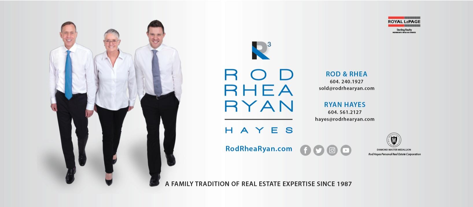 Rod Hayes PREC*
