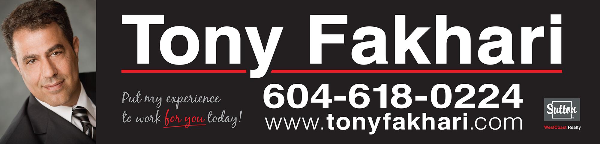 Tony Fakhari