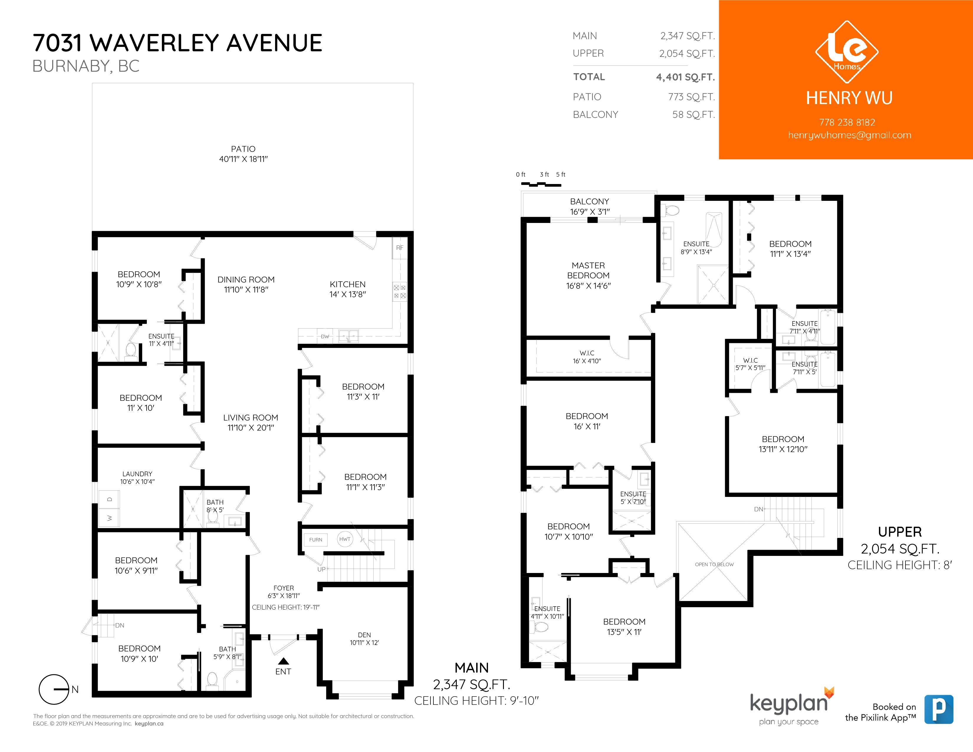 Astonishing 7031 Waverley Avenue Burnaby Bc V5J 4A4 Download Free Architecture Designs Scobabritishbridgeorg