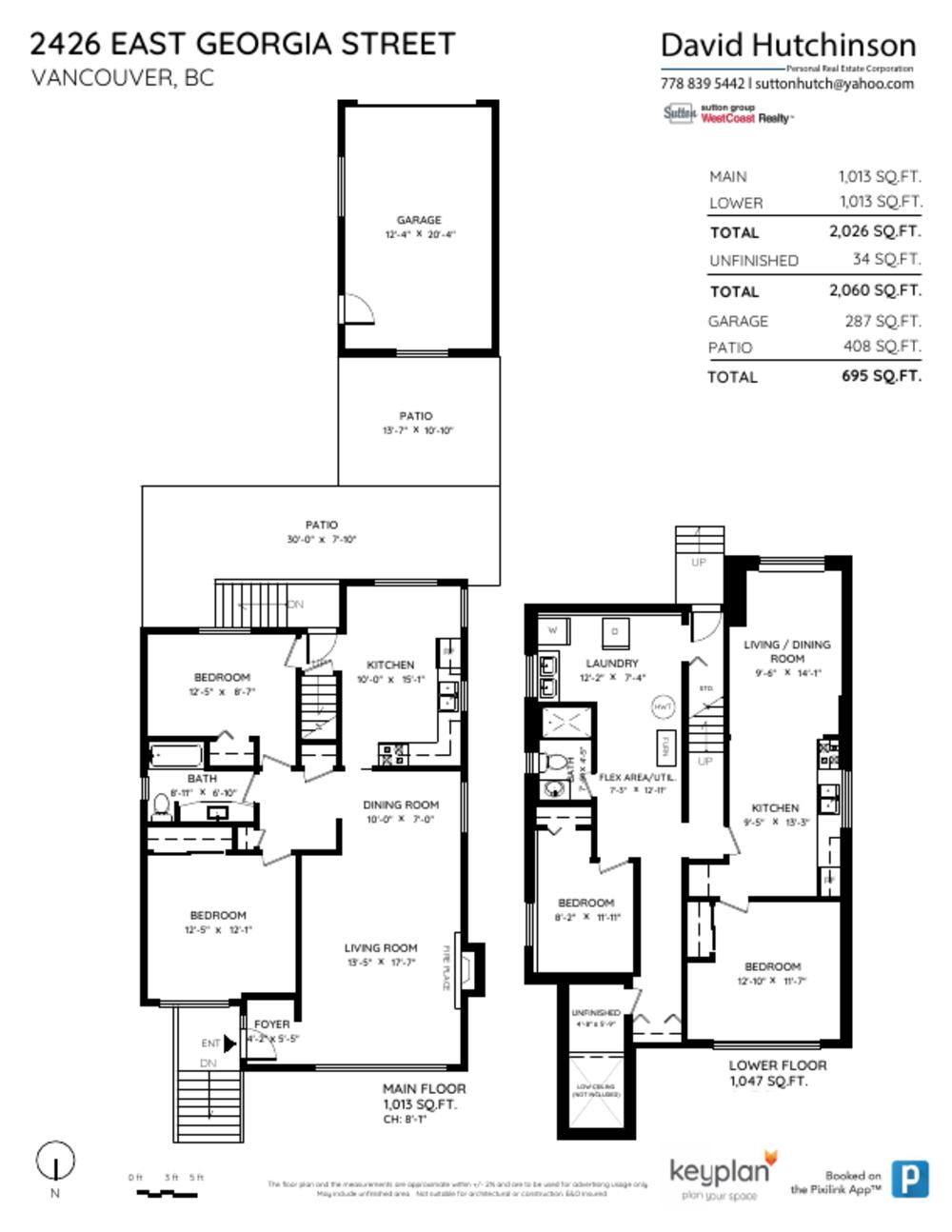 Real Estate Floor Plans Pixilink Solutions
