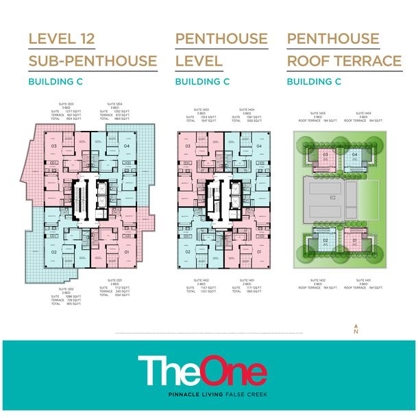 38 west 1st  the one  penthouses  building c (PDF)
