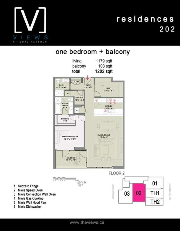 residences 202  1 bedroon plus balcony (PDF)