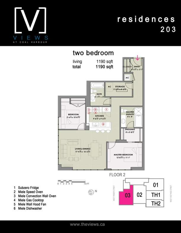residences 203  2 bedroom (PDF)
