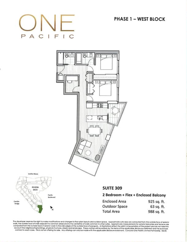 one pacifc 2 bedroom floor plans (PDF) (1)