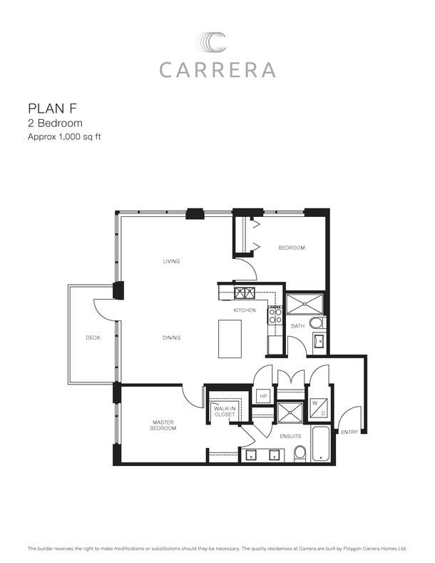 carrera richmond centre condos west tower building 2 plan f (PDF)