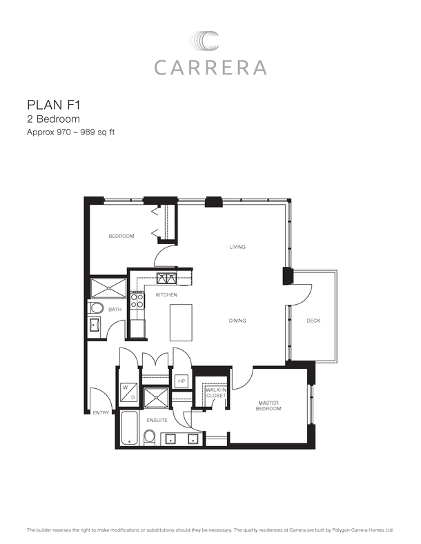 carrera richmond centre condos west tower building 2 plan f1 (PDF)