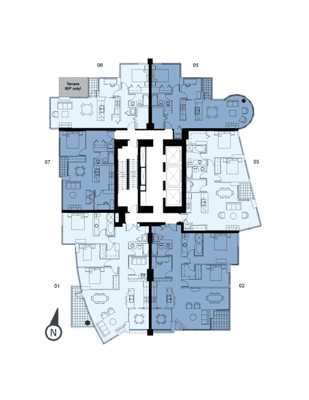 1199 marinaside floor plan (PDF)