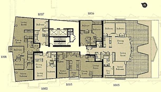 crestmarkone 10th floor (JPG)