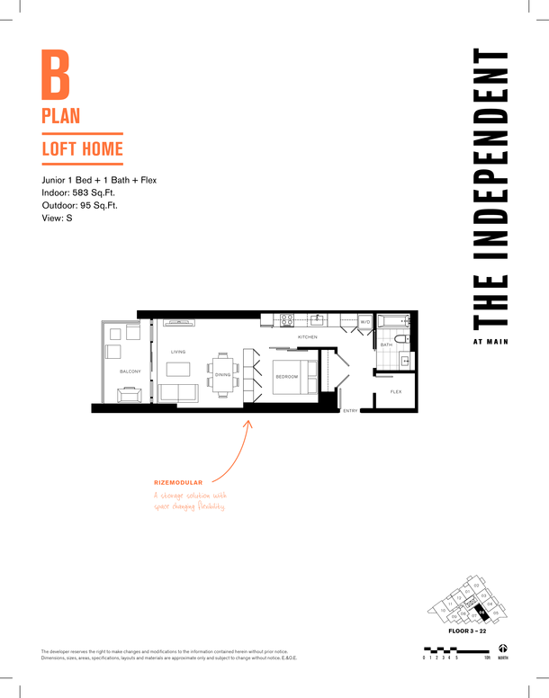 06 plan   1 bedroom   583 sf (PDF)
