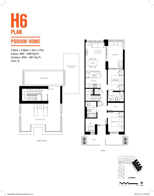 podium 2 bedroom plus rooftop terrace (PDF)