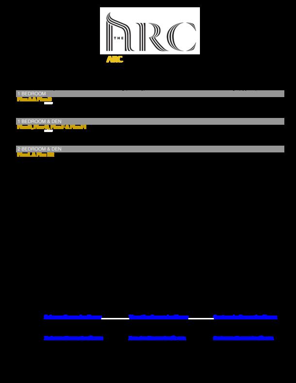price range arc   nov 30 2016 (PDF)