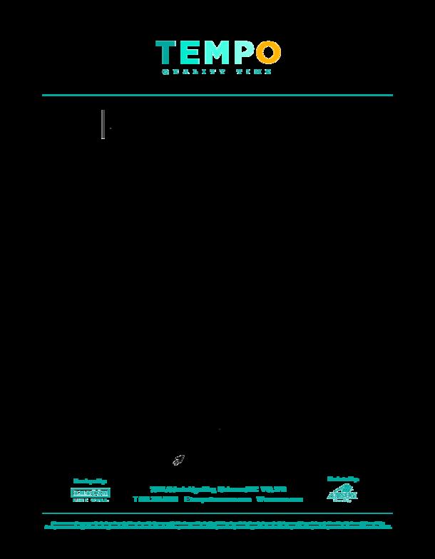 tempo floorplans blda plang (PDF)