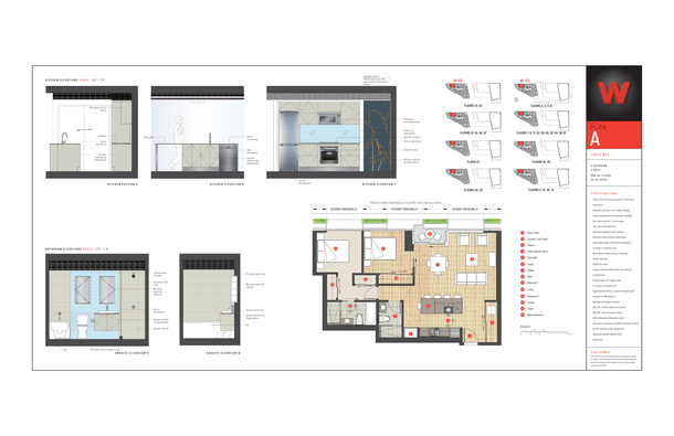 plan 01 2 bedroom (PDF)