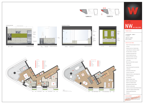 plan 10  2level lofts  2 bedrooms (PDF)