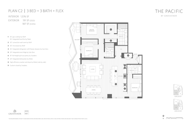 pacific floorplans c2 draft rev3 17x11 4136 (PDF)