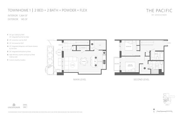 pacific floorplans th1 draft rev5 17x11 4136 (PDF)