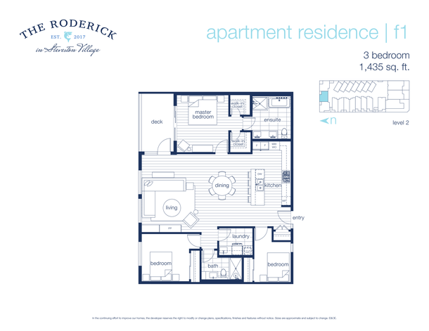 3 bedroom north facing (PDF)