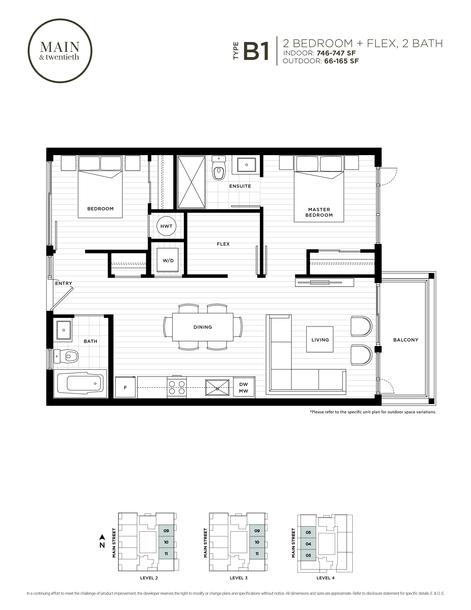 main 20th featured floor plans 8 5x11 a106 b1 (PDF)