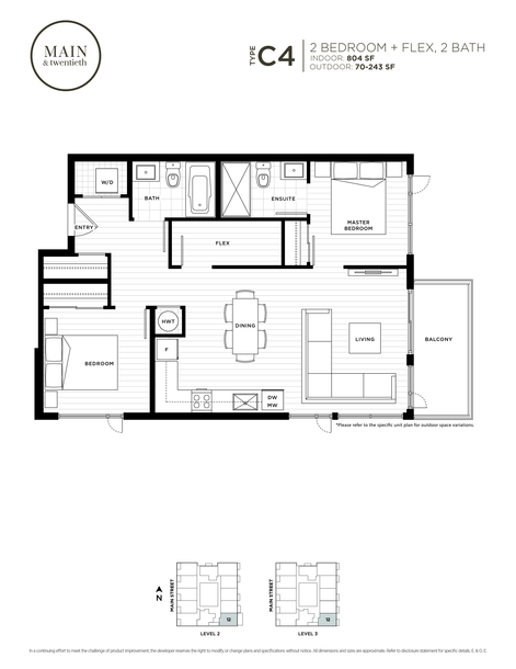 main 20th featured floor plans 8 5x11 a106 c4 (PDF)