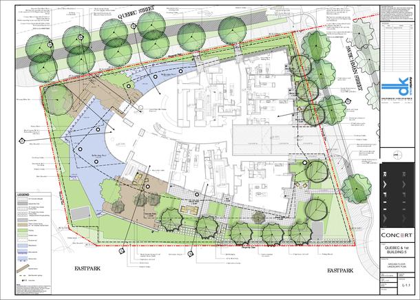 landscaping plans (PDF)