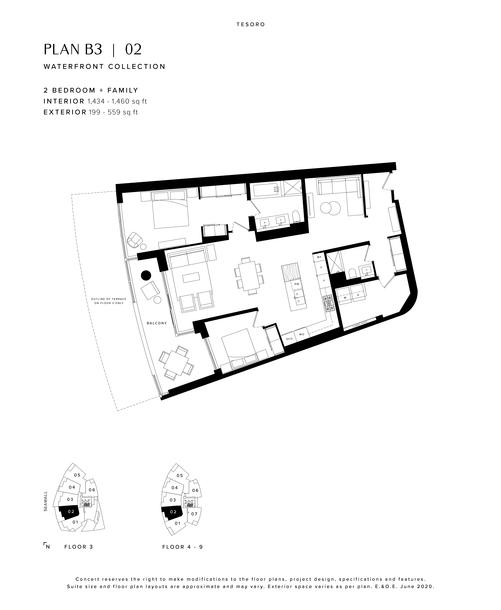 tesoro plans b3 (PDF)