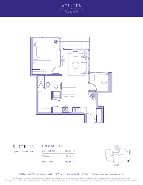 suite 01  1 bed plus den (PDF)