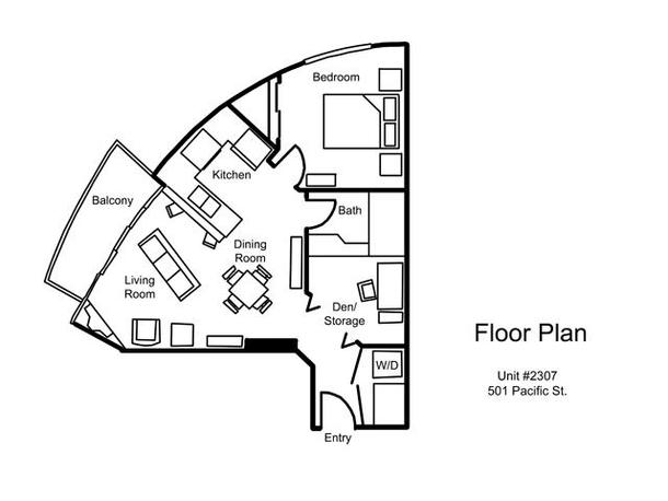 501 pacific 1 bedroom floor plan (JPG)