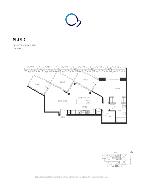 o2 plan a 1 bed  flex 706 sqft (PDF)