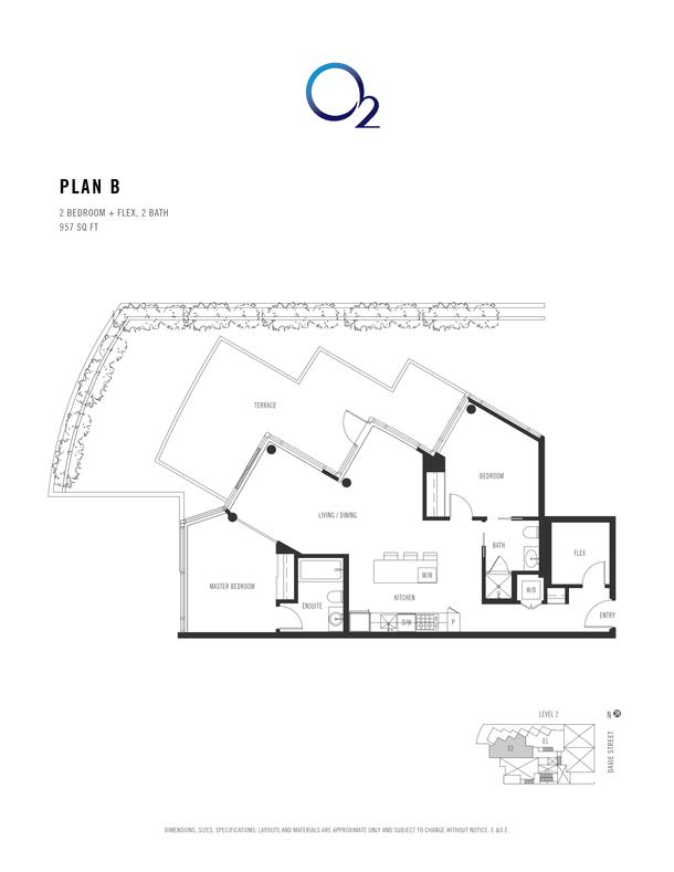 o2 plan b 2 bed  flex 957 sqft (PDF)