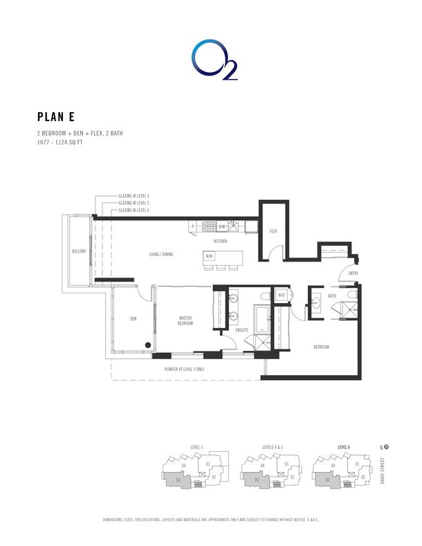 o2 plan e 2 bed  2 bath  den  flex 1089 sqft (PDF)