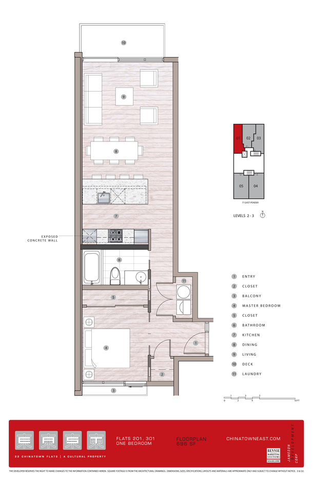 flat 201 301 one bedroom (PDF) (1)
