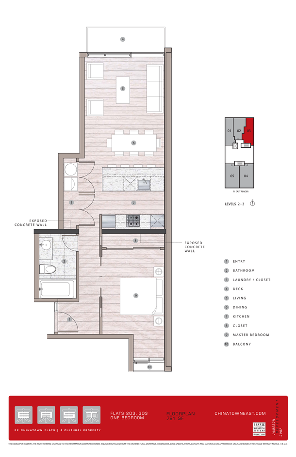 flat 203 303 one bedroom (PDF) (1)