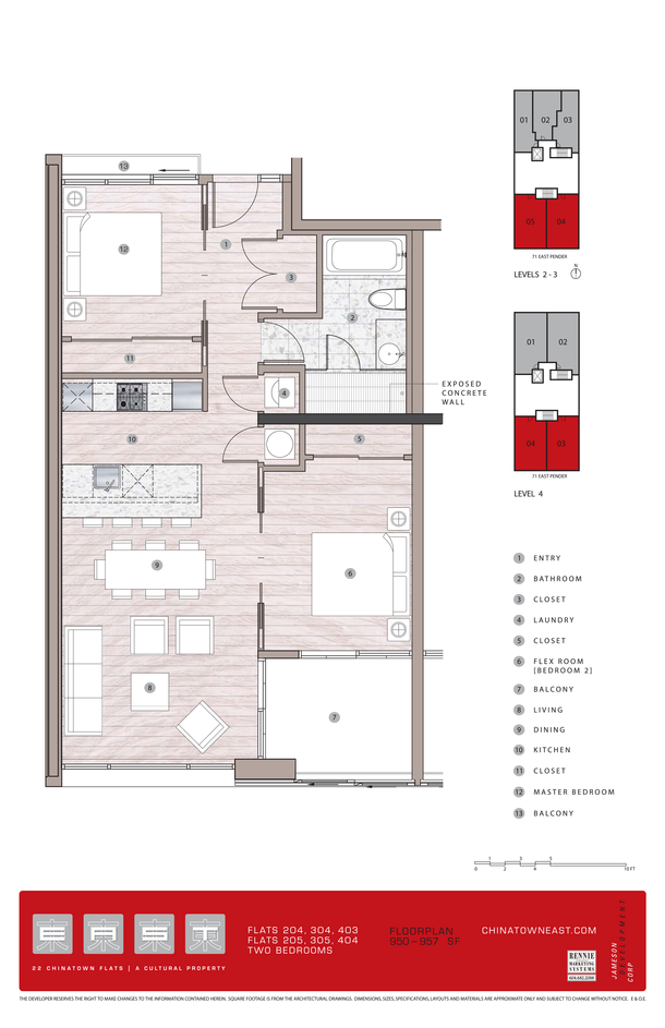 flats 204 304 403 205 305 404 two bedrooms (PDF) (1)