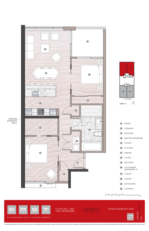 flats 601 602 two bedrooms (PDF) (1)