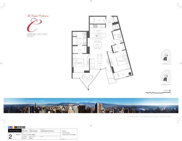 floor 31 to 36  plan 03  2bedroom and den 1079sf (PDF)