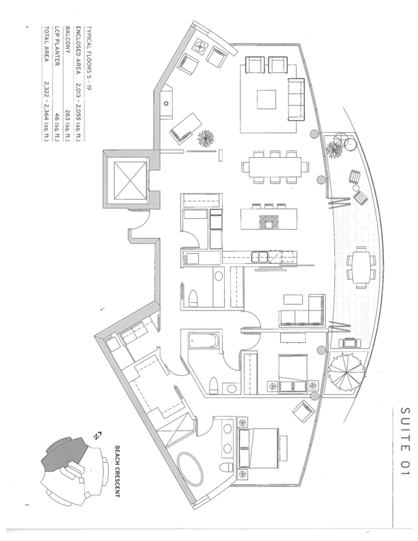 1560 homer mews suite 01 floor plan (PDF)