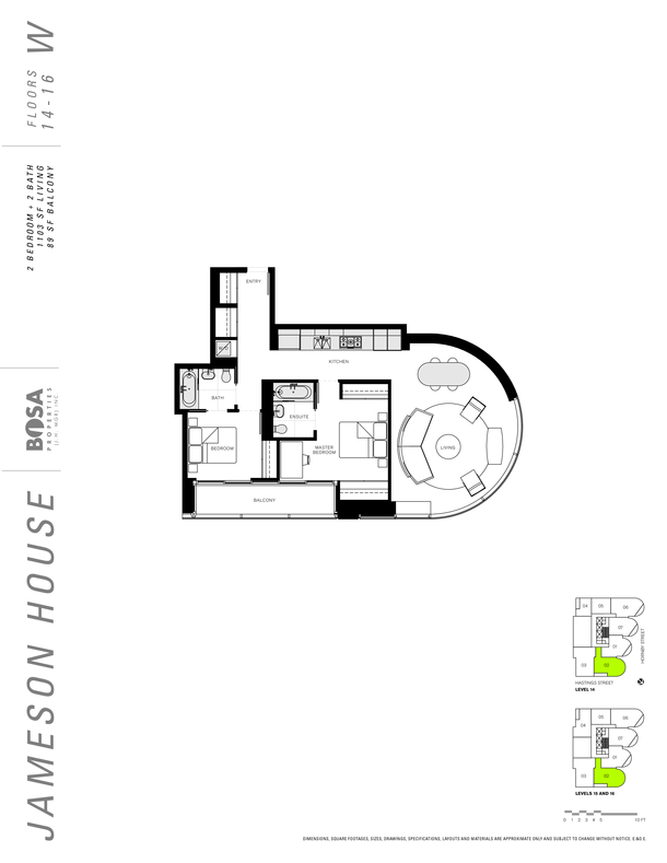 jameson 14 to 16 floor plans 2 bedrooms (PDF)