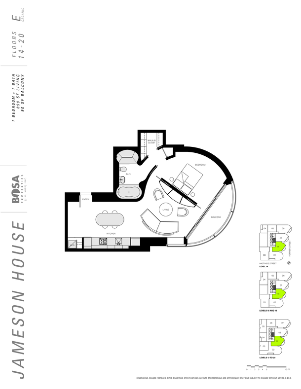 jameson 14 to 20  floor plans 1 bedroom 898 sqft (PDF)