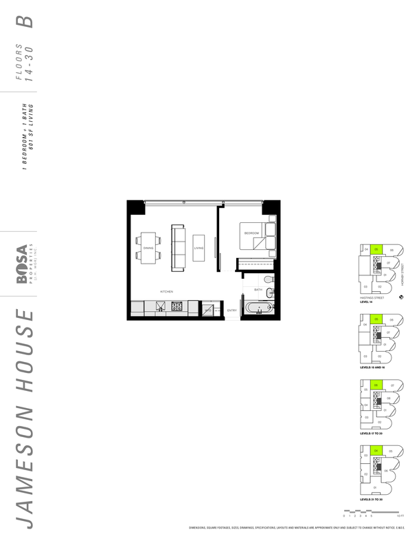 jameson 14 to 30  floor plans 1 bedroom 601 sqft (PDF)