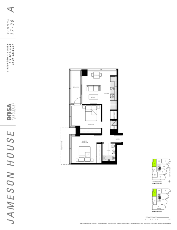 jameson 17 to 30  floor plans 2 bedroom 814 sqft (PDF)