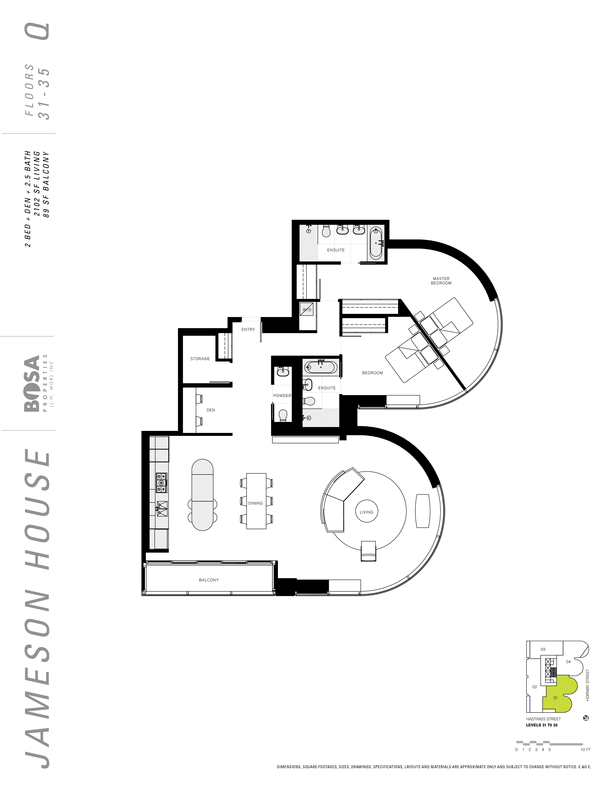 jameson 31 to 35  floor plans 2 bedrooms 2102 sqft (PDF)