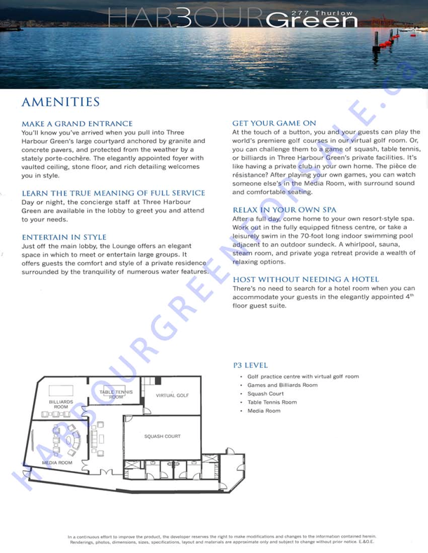 amenities (PDF)
