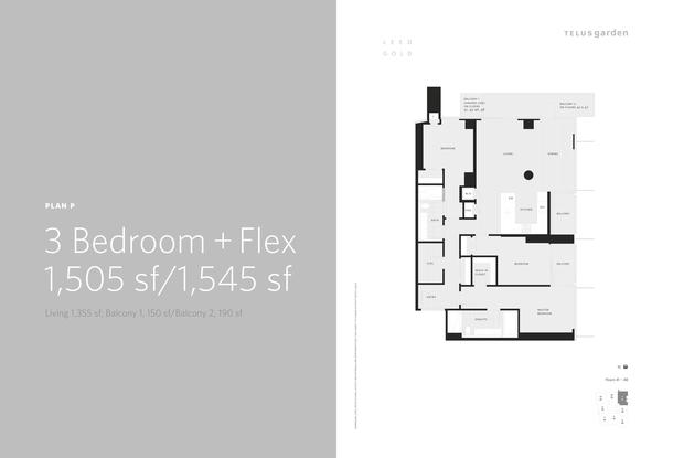 plan p  3 bed plus flex 1545 sq ft (PDF)