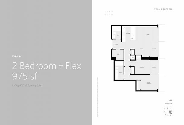 plan q  2 bed plus flex 975 sq ft (JPG)