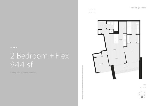 plan s  2 bed plus flex  944 sq ft (PDF)