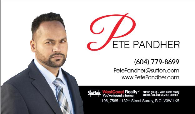 Pete Pandher